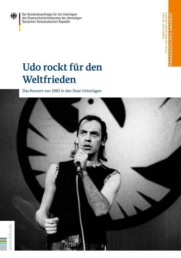 """Dokumentenhefte der Reihe """"Einblick ins Stasi-Unterlagen-Archiv"""""""