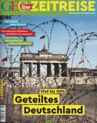 Lern-Poster zur deutschen Teilung